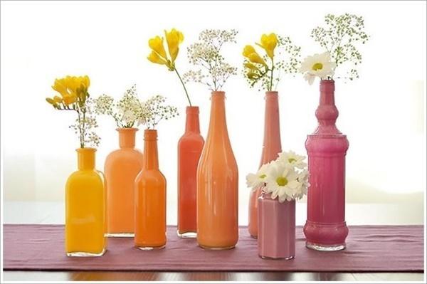 DIY flower decorating