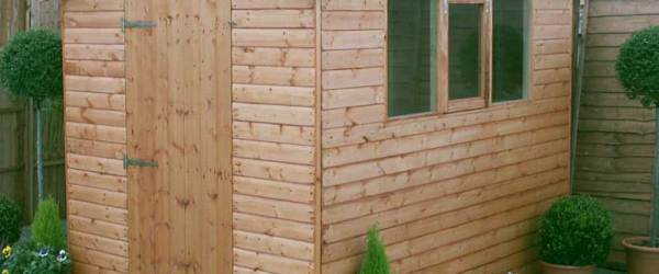 DIY pallet shed ideas
