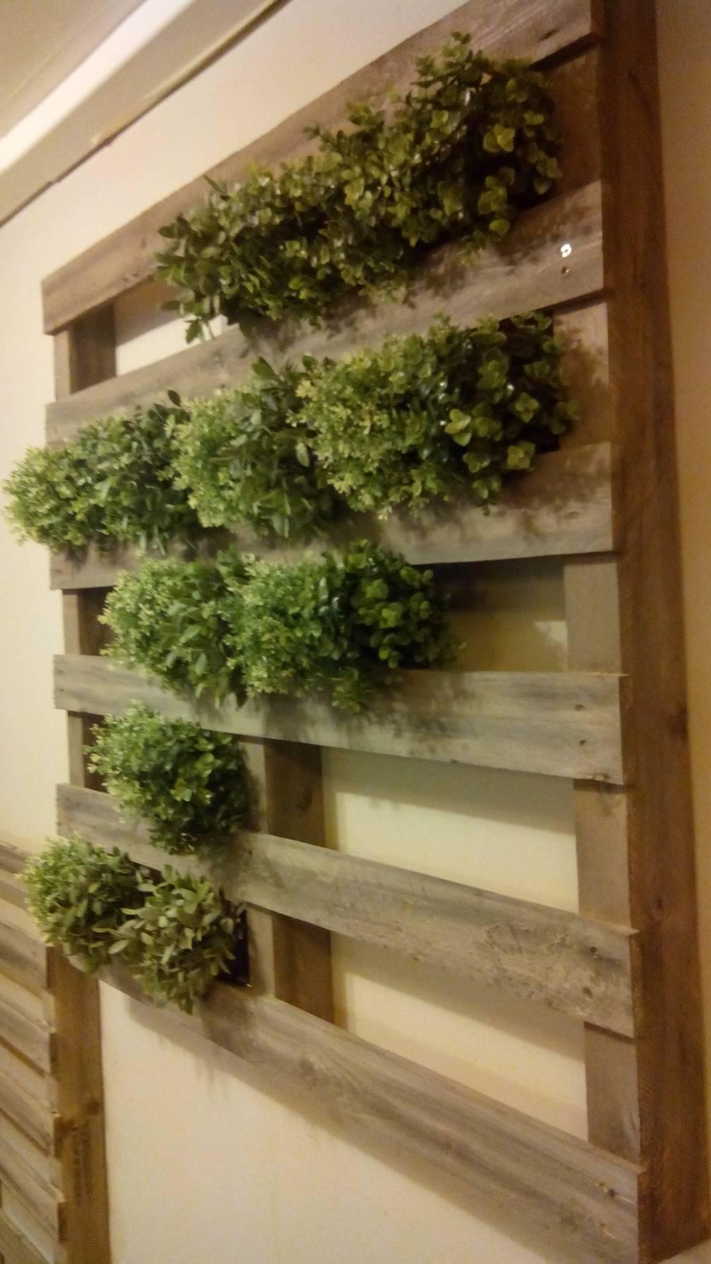Innovative DIY Pallet Vertical Garden Ideas | EASY DIY and CRAFTS