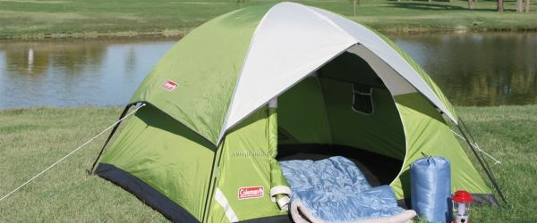 Easy outdoor camping ideas