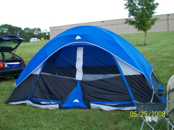 DIY trip camping ideas