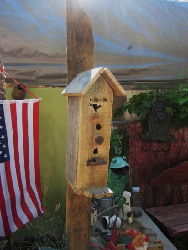 Do it yourself birdhouse