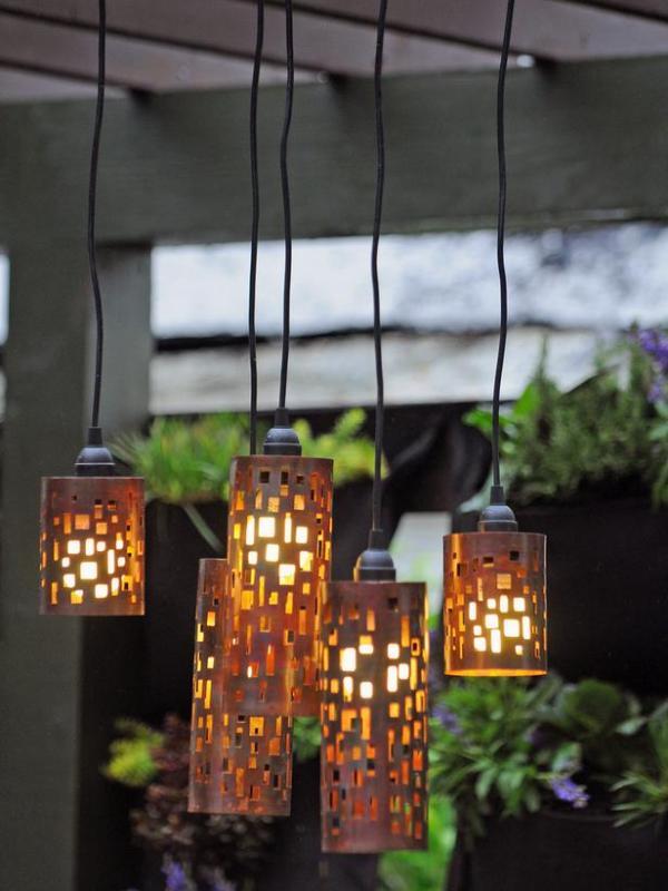 DIY Outdoor Lighting projects