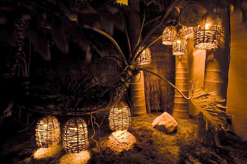diy outdoor lighting ideas | easy diy and crafts - Ideas For Outdoor Patio Lighting