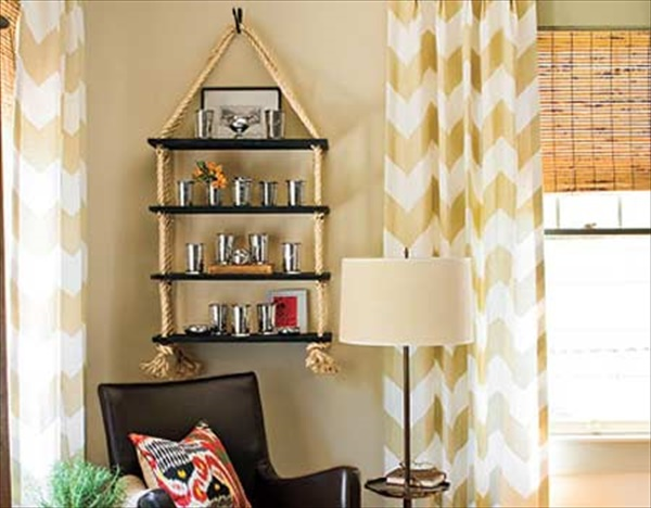 DIY Shelving ideas,