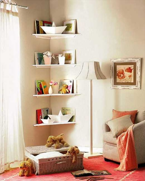 how to make storage shelves