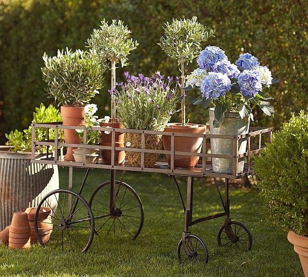 DIY flower planters ideas