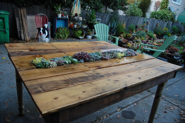 DIY innovative pallet projects