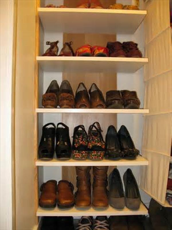 DIY Shoes rack ideas