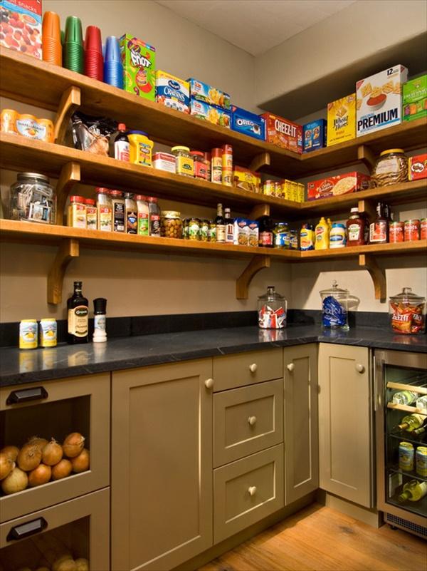 DIY kitchen organizing tips