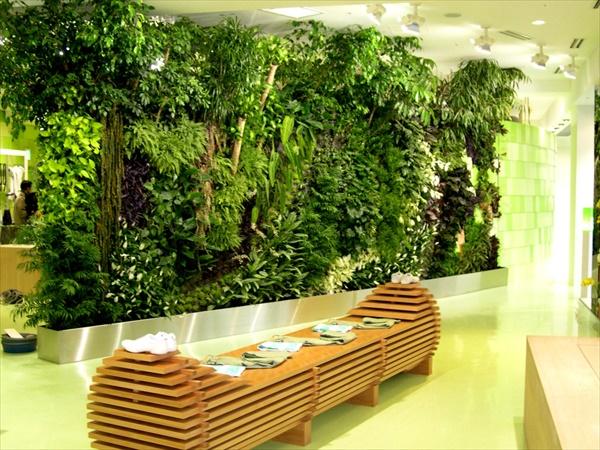 Innovative home indoor gardening
