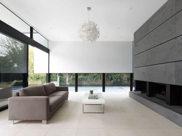 Easy modern interior design