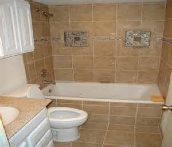Easy bathroom remodeling