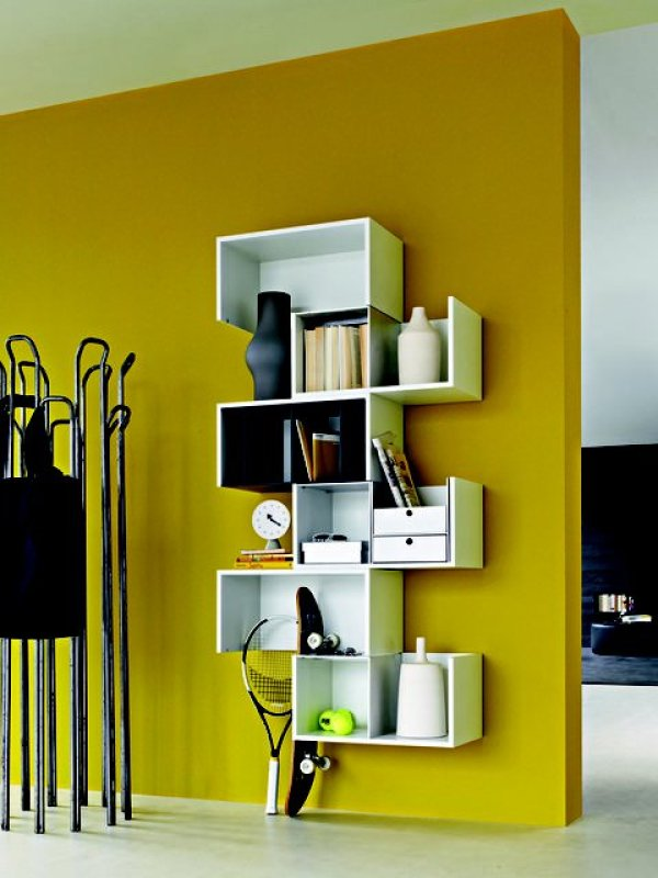 DIY cheap shelving ideas