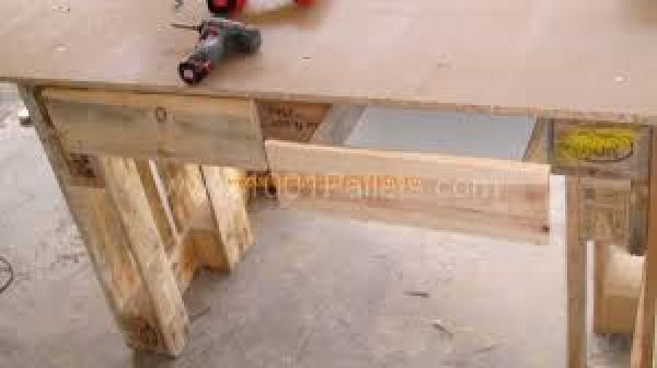 best DIY wooden workbench