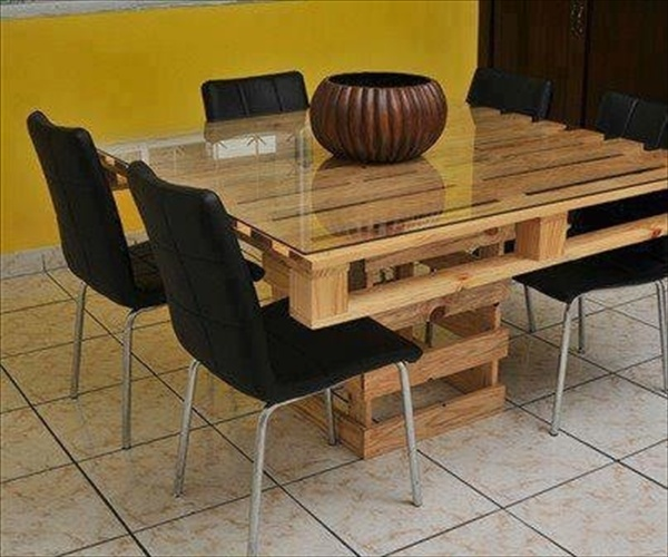 Homemade kitchen furniture