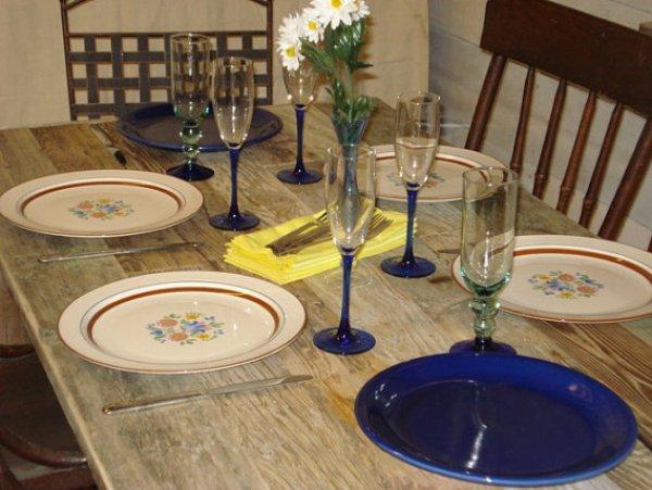 do it yourself farmhouse table