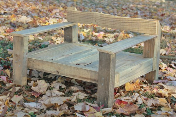 Diy free pallet recycling ideas