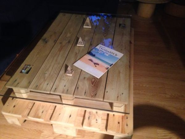 how to build double decker coffee table