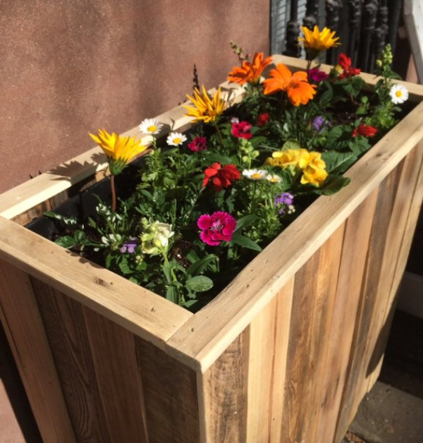DIY pallet recycling trends
