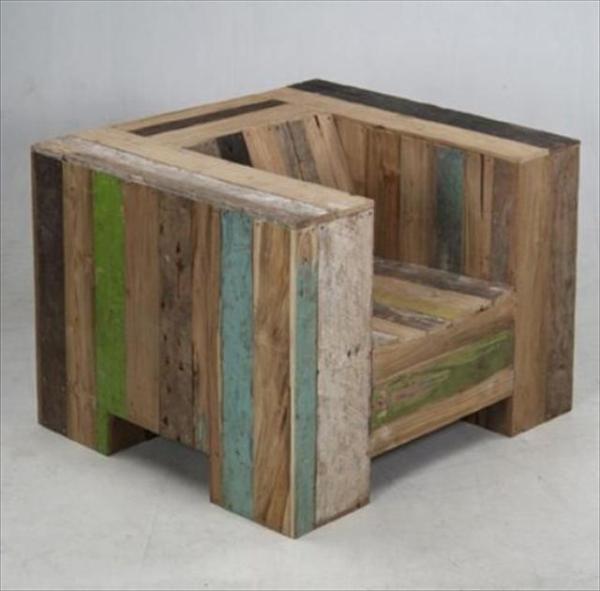 DIY Wooden Chair