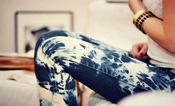 DIY Creative Jeans