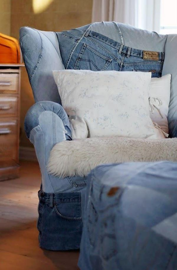 DIY Armchairs Project