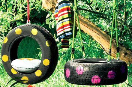 DIY Tire Ideas