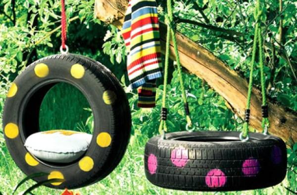 DIY Tire Ideas