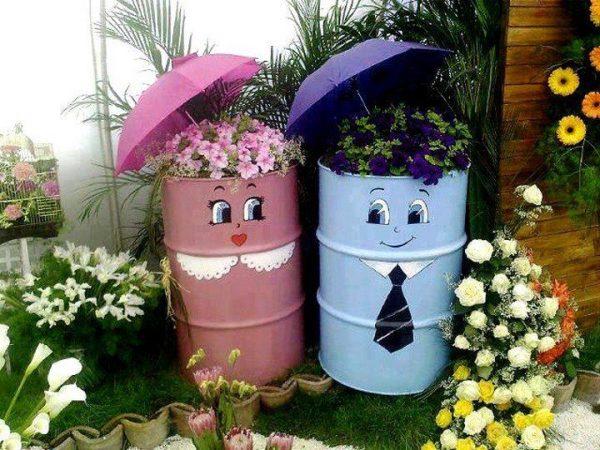 DIY Flower Idea