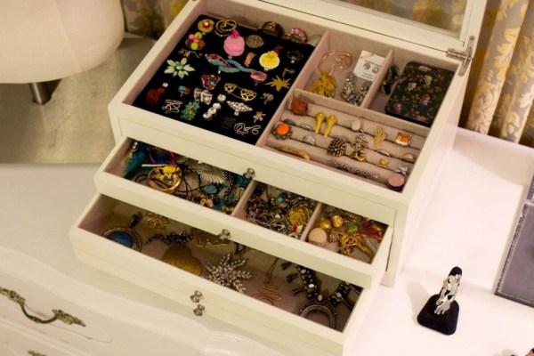 DIY Jewerly Organize