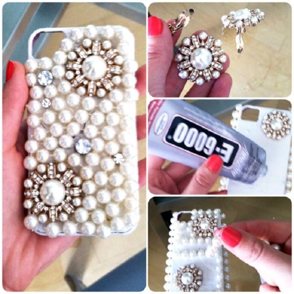DIY Pearl Case Idea