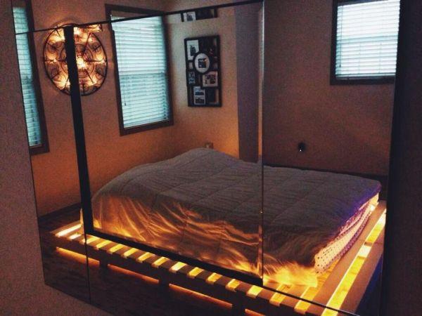 DIY Romantic Led Lights