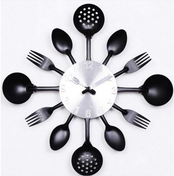 DIY Kitchen Clock