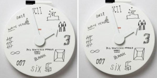 DIY Ceative Clock