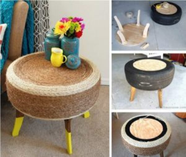 DIY Wooden Table