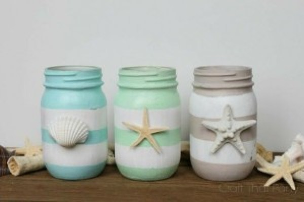 DIY Sea Jar