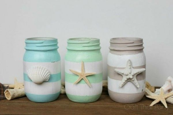 DIY Sea Jar