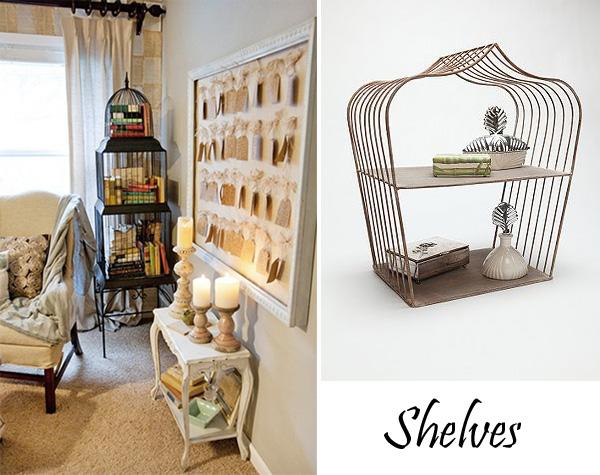 DIY Olden Cage