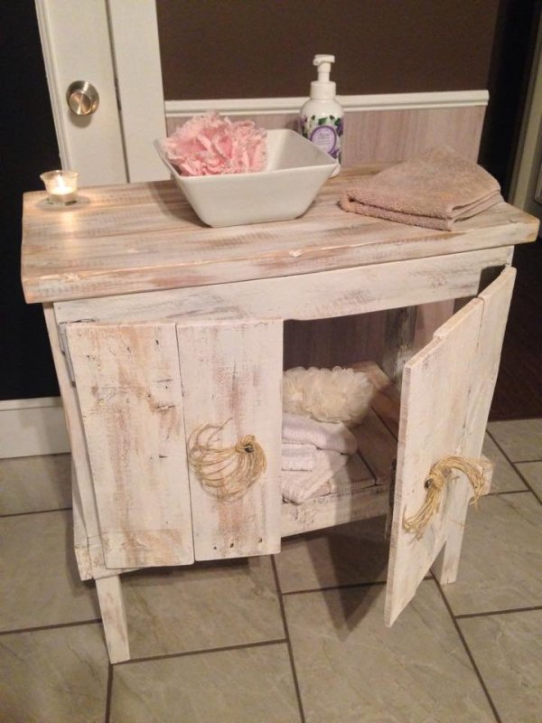 DIY Pallet Project Design