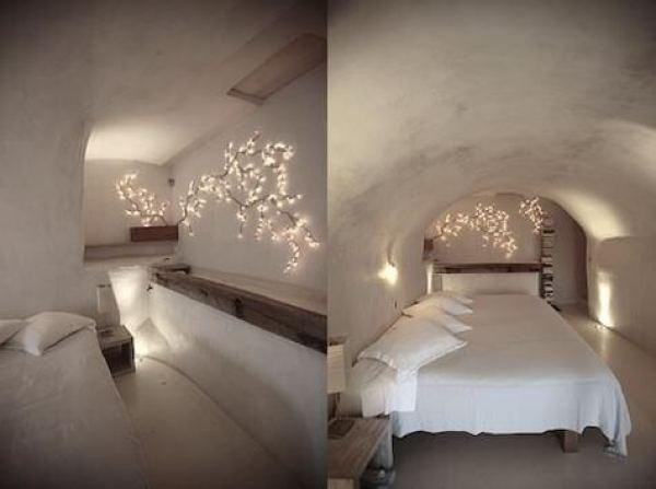 DIY Up Bed Decor