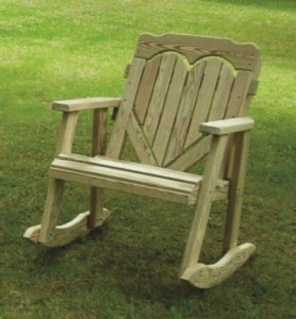 DIY Pallet chair art