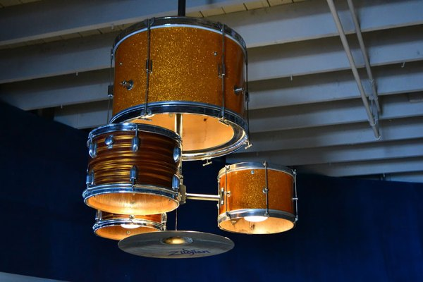 DIY Drum Light Project