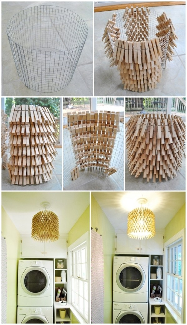 DIY Homemade Light