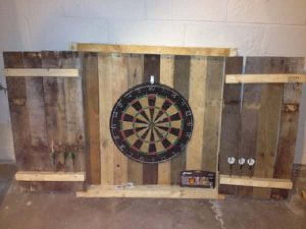 how to make a Pallet Board