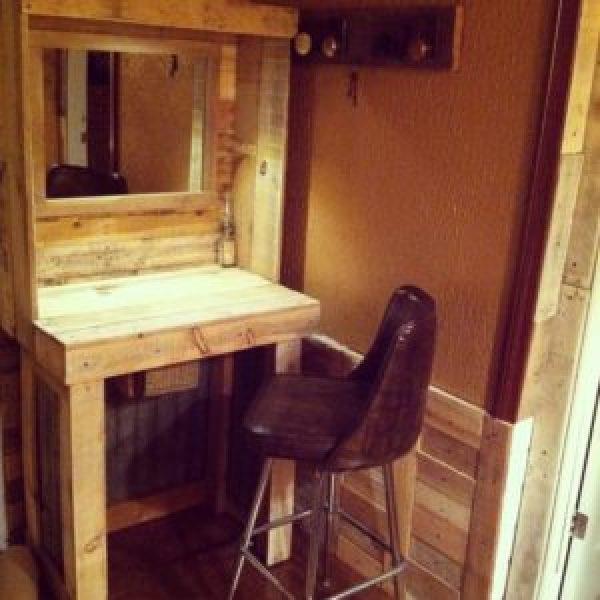 DIY wooden furniture plans