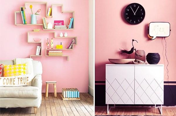 DIY Girly Modern Room