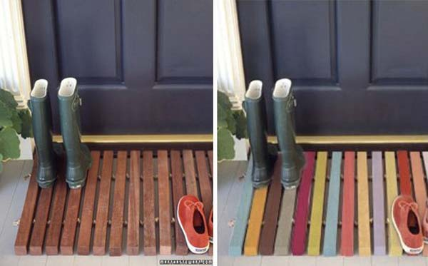 how to recycle old wooden pallets