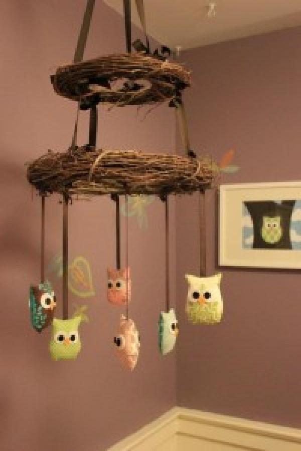 DIY Owls Ideas