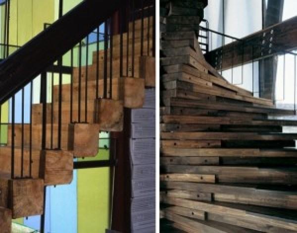 DIY Stairs Of Wood